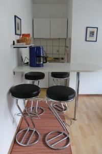 Küchenbereich FeWo 3